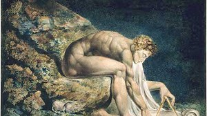"""Newton"" von William Blake"