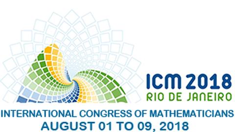 ICM 2018-Startseite