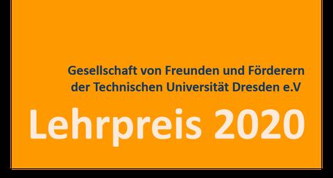 Logo zum Lehrpreis 2020