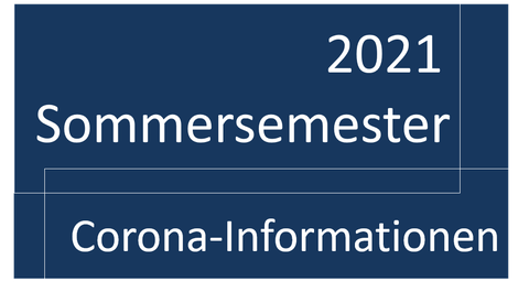 Logo zu den Coronainformationen