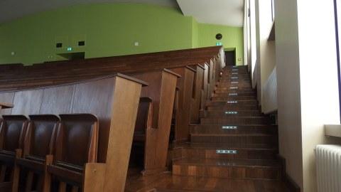 TREMATH-Hörsaal