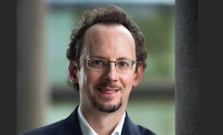 A photo of Prof. Martin Keller-Ressel