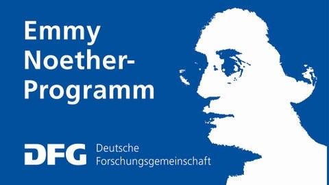 Emmy Noether Logo DFG