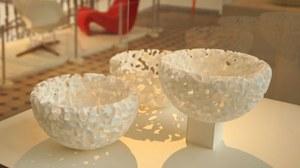 Ausstellungsstück Evolving Bowl