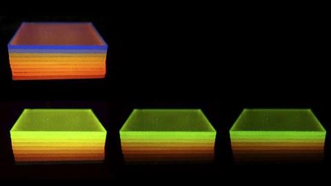 Lumineszierende Farbschichten Reineke