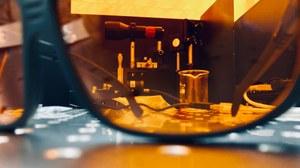 Laserbrille Perspektive