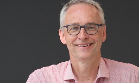 Porträt von Prof. Karl Leo