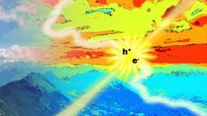 Energiekarte (künstlerische Darstellung)