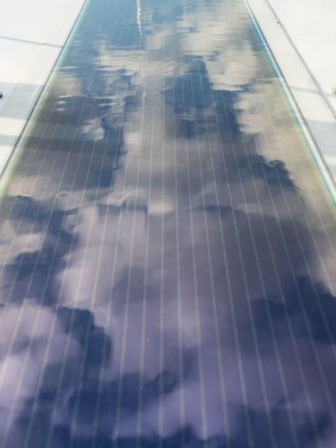 Heliatek Solarfolie