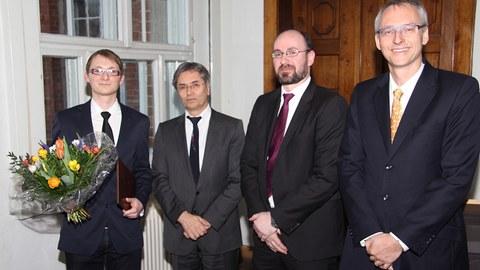 Verleihung Dember und Golbach Preis 2013