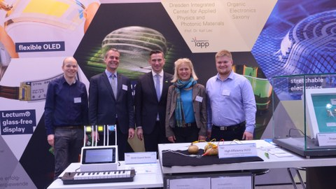 IAPP und OES auf der Hannover Messe
