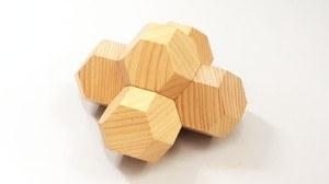 Wooden Brillouin zones