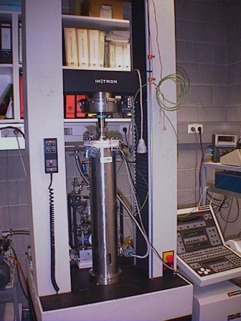 Tieftemperatur-Vakuum-Verformungsmaschine