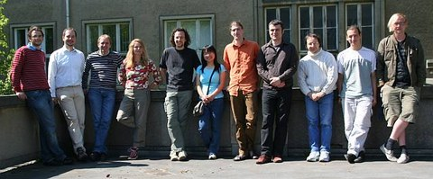 Gruppenbild AG Klauß