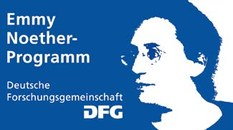 DFG Emmy Noether-Programm Logo