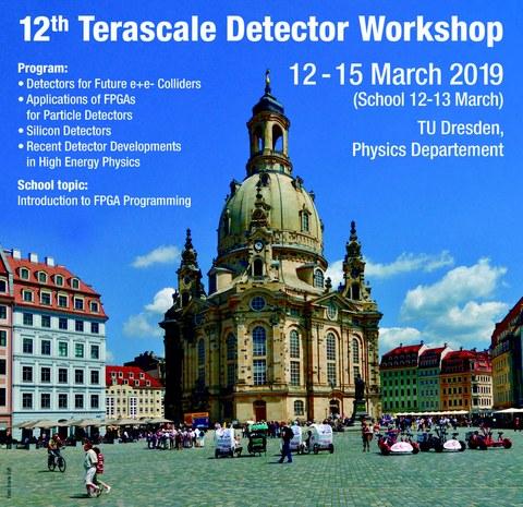 Terascale Detektor Workshop 2019