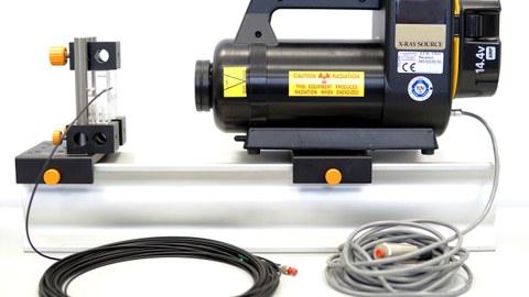 Dosimetrie mittels BeO an Lichtleiter