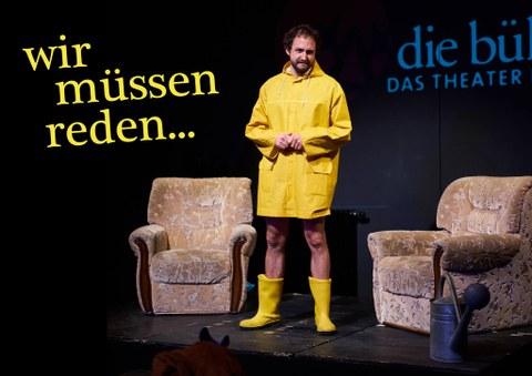 Neugierig, charmant und wie immer adäquat gekleidet, stellt Matthias Spaniel - stellvertretend für Euch - neugierige Fragen.