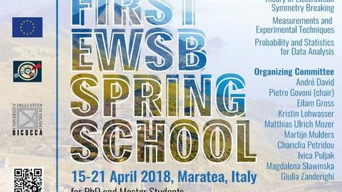 Poster der Frühjahrsschule