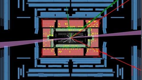 ATLAS Higgs-Ereignis