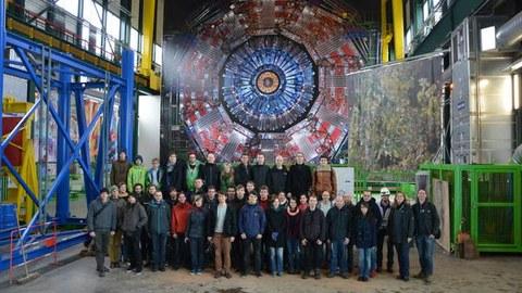 Exkursion zum CERN