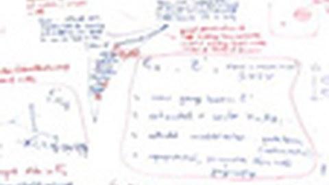 Tafelbild Theorie