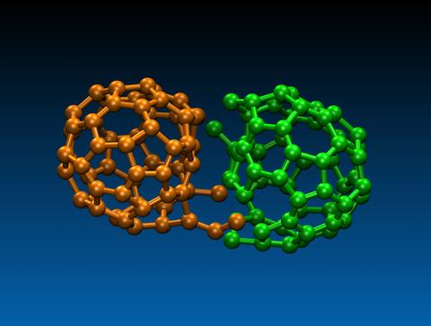 fullerene fusion