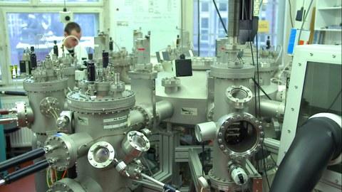 Forschung an der Fachrichtung Physik