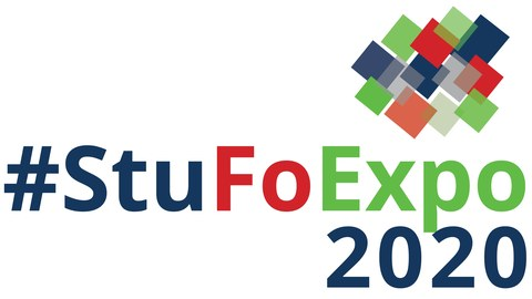 Logo der StuFo Expo 2020