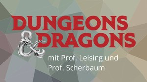 Plakat zu Dungeons and Dragons