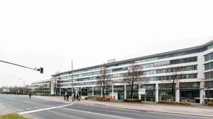 Bürogebäude Zellescher Weg Gebäudeteil A