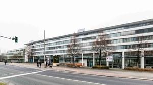 Bürogebäude Zellescher Weg Teil A