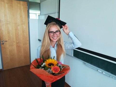 Promotion Susanne Wilke