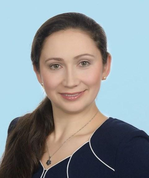 Passbild Natalia Trodler