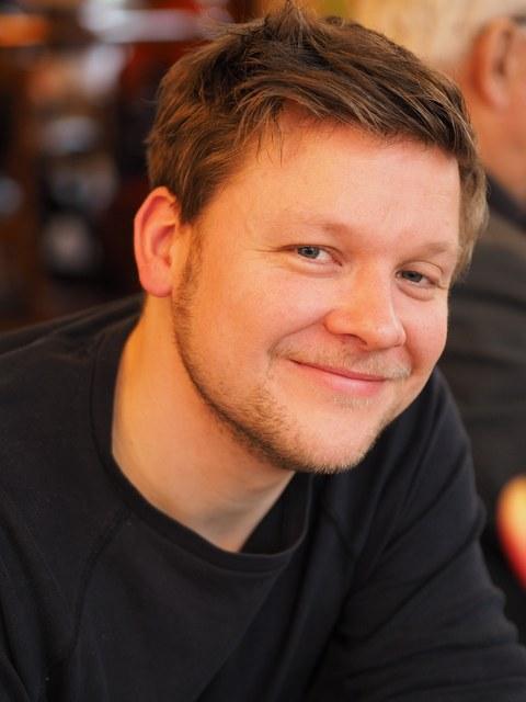Dr. Johannes Wendsche Portrait