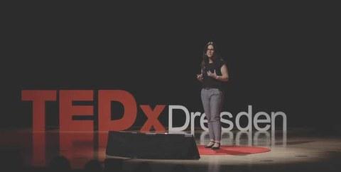 TEDx Auftritt