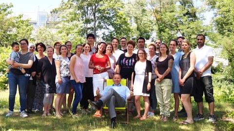 Team Biopsychologie