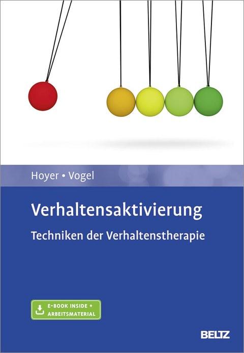 Buch-Cover Verhaltensaktivierung
