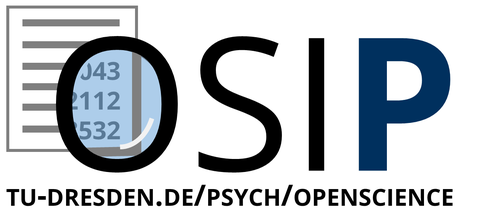 OSIP Research Transparency Logo