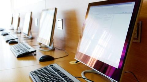 Computerbildschirme