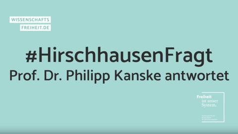 #HirschhausenFragt