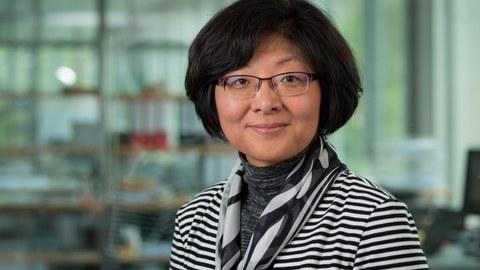 portrait photo of Prof. Shu-Chen Li