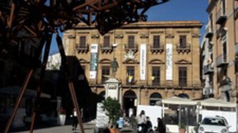 Tagungsort der Konferenz in Palermo