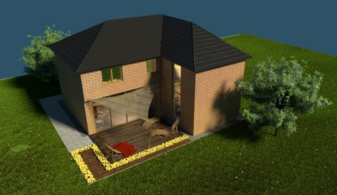 eWorkbau Einfamilienhaus