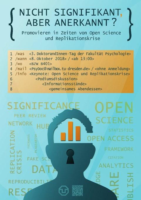 Poster DoktorandInnentag 2018
