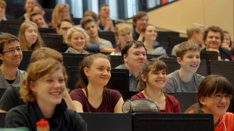 Chemie  Studenten