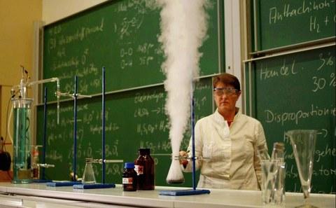 Chemie Experimente