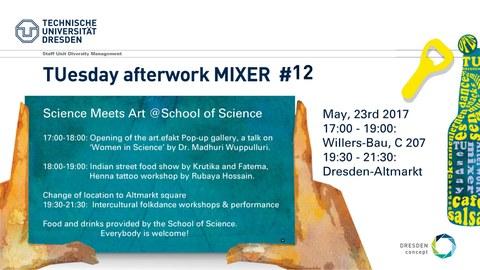 Poster After Work Mixer