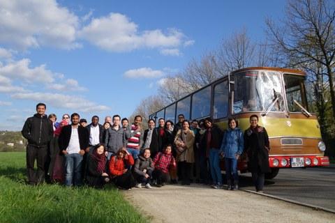 Oldtimerbus Tour