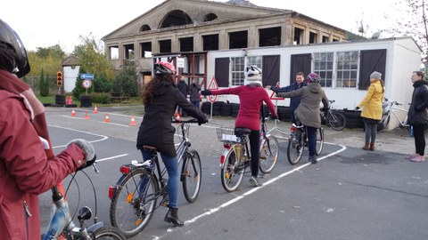 Fahrradlernkurs